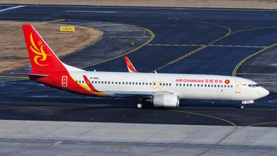 B-1483 - Boeing 737-8EH - Air Changan