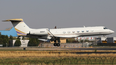 N88AY - Gulfstream G550 - Private