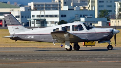 JA201R - Piper PA-28R-201 Arrow - Private
