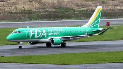 JA11FJ - Embraer 170-200STD - Fuji Dream Airlines
