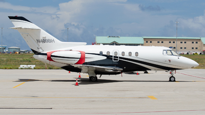 N409BH - Raytheon Hawker 800XP - Private