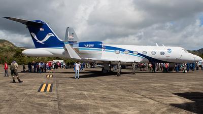 N49RF - Gulfstream G-IV - United States - Department of Commerce