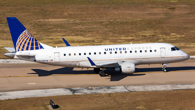 A picture of N636RW - Embraer E170SE - United Airlines - © Sweet Potato