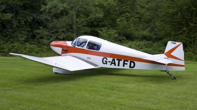 A picture of GATFD - Jodel DR1050 Ambassadeur - [311] - © Brian Whitelegg
