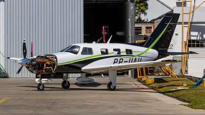 PP-UAU - Piper PA-46R-350T Matrix - Private