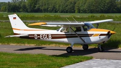 D-EGLB - Reims-Cessna F172N Skyhawk II - Private