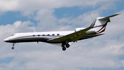 N626UT - Gulfstream G-V - Private