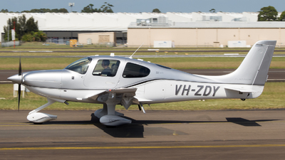 A picture of VHZDY - Cirrus SR22 - [4597] - © Cameron_M