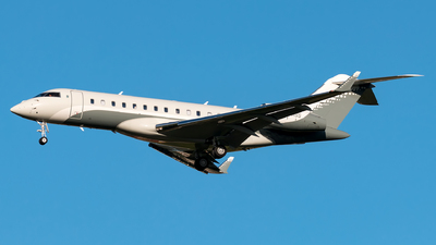 9H-RSS - Bombardier BD-700-1A10 Global 6000 - Emperor Aviation