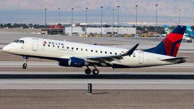 N260SY - Embraer 170-200LR - Delta Connection (SkyWest Airlines)