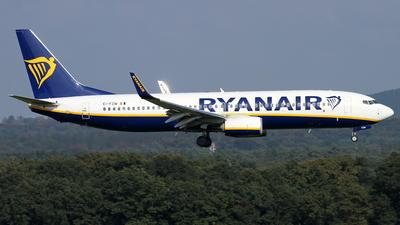 EI-FZW - Boeing 737-8AS - Ryanair