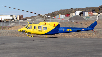 C-GGXK - Bell 212 - Canadian Helicopters