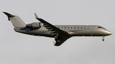 T7-SLA - Bombardier CL-600-2B19 Challenger 850 - Private