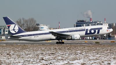 SP-LPA - Boeing 767-35D(ER) - LOT Polish Airlines