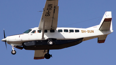 5H-SUN - Cessna 208B Grand Caravan - Coastal Aviation
