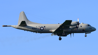 161586 - Lockheed P-3C Orion - United States - US Navy (USN)