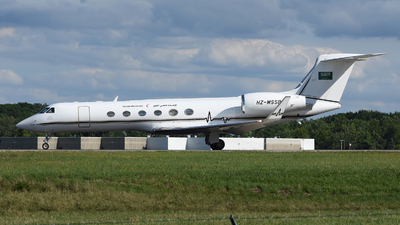 A picture of HZMS5B - Gulfstream V - [583] - © DJ Reed - OPShots Photo Team