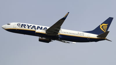A picture of EIEVH - Boeing 7378AS - Ryanair - © Ferenc Kolos