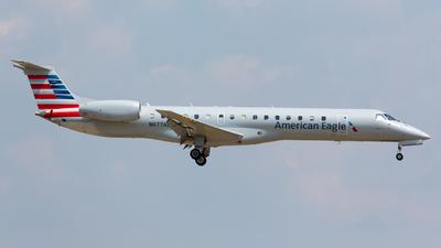 N677AE - Embraer ERJ-145LR - American Eagle (Envoy Air)