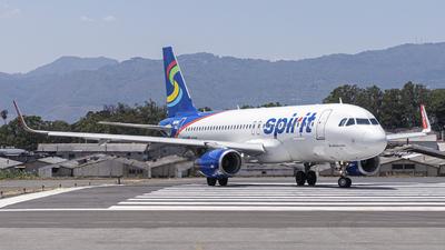 N633NK - Airbus A320-232 - Spirit Airlines