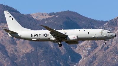 169009 - Boeing P-8A Poseidon - United States - US Navy (USN)