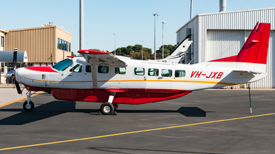 A picture of VHJXB - Cessna 208B Grand Caravan - [208B2009] - © Andrew Lesty