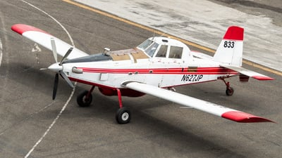 N627JP - Air Tractor AT-802 - Private