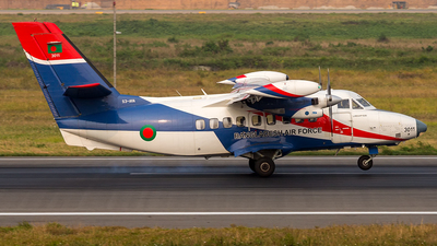 3011 - Let L-410UVP-E20 Turbolet - Bangladesh - Air Force