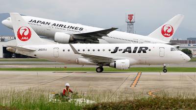 JA223J - Embraer 170-100STD - J-Air