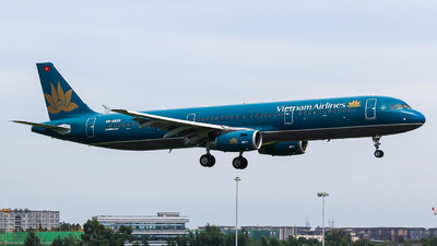 VN-A609 - Airbus A321-231 - Vietnam Airlines