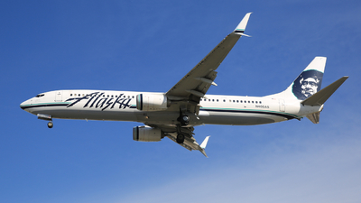 N408AS - Boeing 737-990ER - Alaska Airlines