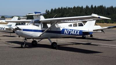 A picture of N714XX - Cessna 152 - [15279524] - © Gripen-YN