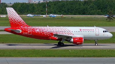 VP-BIU - Airbus A319-114 - Rossiya Airlines