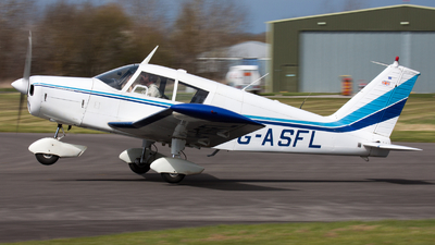 A picture of GASFL - Piper PA28180 - [281170] - © hjcurtis