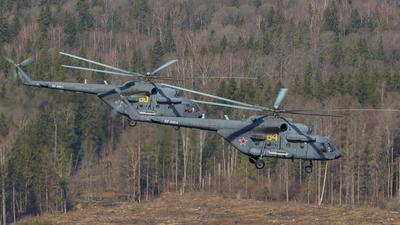 RF-91184 - Mil Mi-8MT Hip - Russia - Air Force
