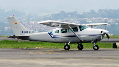 HK-3308-G - Cessna U206G Stationair 6 - Private