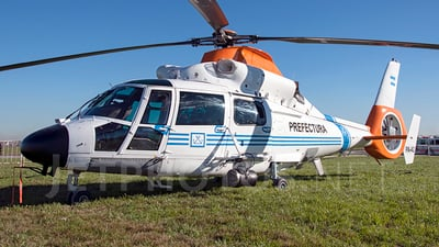 PA-42 - Eurocopter AS 365N2 Dauphin - Argentina - Prefectura