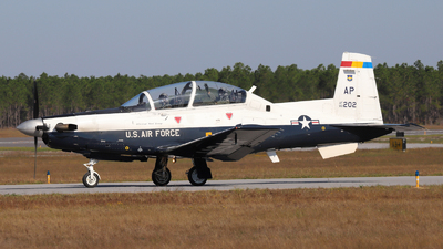 03-6202 - Raytheon T-6C Texan II - United States - US Air Force (USAF)