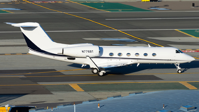 N776BT - Gulfstream G450 - Private