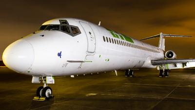 N83GF - McDonnell Douglas MD-83 - Judah 1