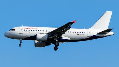9H-AEJ - Airbus A319-112 - Air Malta