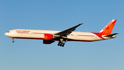 VT-ALU - Boeing 777-337ER - Air India