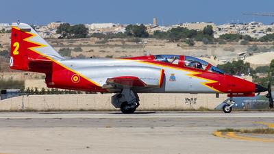 E.25-08 - CASA C-101EB Aviojet - Spain - Air Force