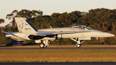 A21-48 - McDonnell Douglas F/A-18A Hornet - Australia - Royal Australian Air Force (RAAF)