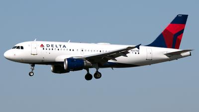 N327NB - Airbus A319-114 - Delta Air Lines