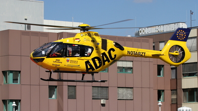 D-HXBB - Airbus Helicopters H135 - ADAC Luftrettung