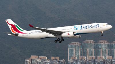 4R-ALP - Airbus A330-343 - SriLankan Airlines