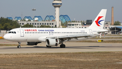 A picture of B6333 - Airbus A320214 - China Eastern Airlines - © SEN BAI