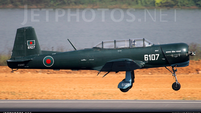 6107 - Nanchang PT-6A - Bangladesh - Air Force