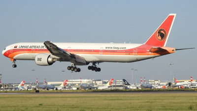 A picture of D2TEH - Boeing 7773M2(ER) - TAAG Angola Airlines - © Rui J Pais